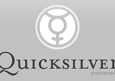 mbp&co: 初めてのQuicksilverまとめ