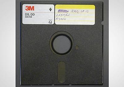 トーバルズ氏:Linuxでフロッピーディスクドライバーは「面倒を見る人がいなくなった」 - ZDNet Japan