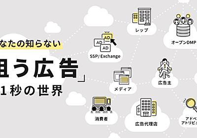 あなたの知らない「狙う広告」 0.1秒の世界:日本経済新聞