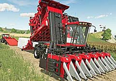 「Farming Simulator 19」がリリース。人気農業シムシリーズの最新作で大規模農業を堪能しよう - 4Gamer.net