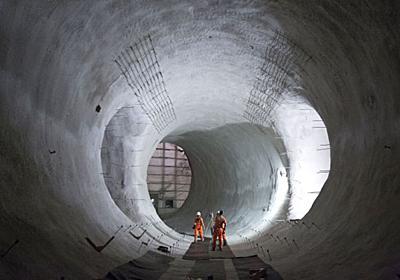 ヨーロッパ最大のインフラ計画。巨大トンネル現る | ギズモード・ジャパン