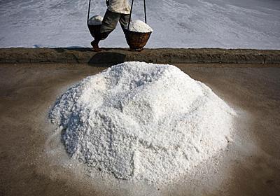 9割の食塩からマイクロプラスチックを検出 | ナショナルジオグラフィック日本版サイト