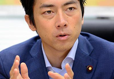 進次郎氏、石破氏支持へ「多様な意見を言う人が必要だ」:朝日新聞デジタル