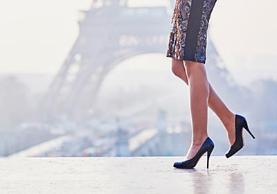 ヒールはホントに足痩せ効果ある?歩き方次第で美脚を実現! | 女性の美学