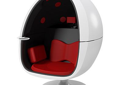 """アトモスも再生できる、""""座れる""""11.2chスピーカー「VRS-1」。98万円 - PHILE WEB"""