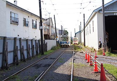 函館市電、路面電車運転体験会を10月13日に開催 参加者募集中   レイルラボ(RailLab)