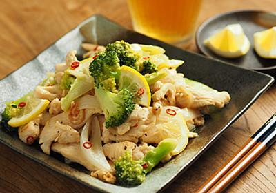 筋トレしてない人も、筋肉料理人の夏メシ「やわらか鶏むね肉とブロッコリーの塩レモン炒め」を食べてほしい - メシ通 | ホットペッパーグルメ