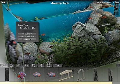 水槽シム『Biotope』Steam早期アクセス開始―熱帯魚に癒やされる…… | Game*Spark - 国内・海外ゲーム情報サイト