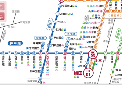 西宮の大躍進と三井不動産の「まるで将棋」な都市開発 – 青二才は振り向かない!!