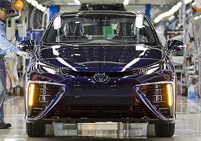 トヨタが自動運転で出遅れたのはどうやら「カイゼン」のせいだった(井上 久男) | 現代ビジネス | 講談社(1/3)