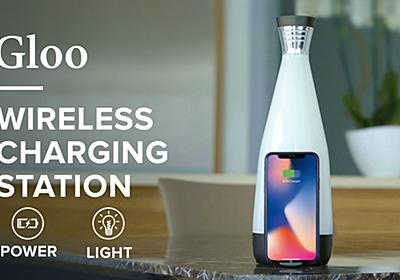 Gloo: Reinventing Wireless Charging by Deconnect —Kickstarter