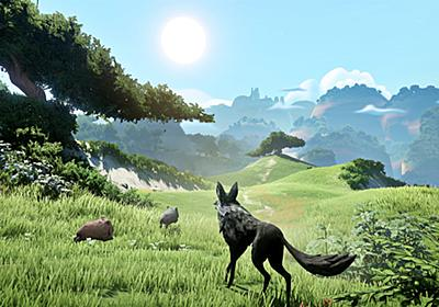 大自然探索アドベンチャー『ロスト・エンバー』のNintendo Switch版が9月24日に発売決定。さまざまな動物に姿を変えることができるオオカミとなり、人類が消えた謎を解き明かせ