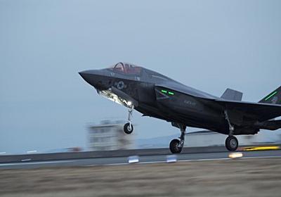 CNN.co.jp : 「F35、探知されずに日本上空を飛行」 トランプ大統領