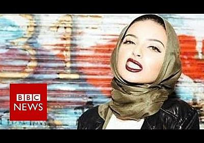 Meet the first hijab-wearing Muslim to pose for Playboy - BBC News