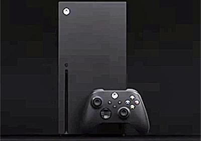 Microsoft,Xboxシリーズの最新モデル「Xbox X Series X」を「The Game Awards 2019」で発表 - 4Gamer.net