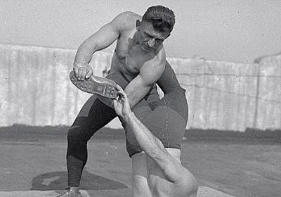 """柔道とボクシングの歴史から消された""""大物ヤクザ""""の名前…柔道が総合格闘技に""""なり損ねた""""「サンテル事件」とは - ボクシング - Number Web - ナンバー"""