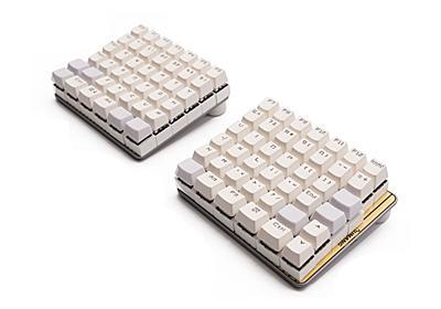 キーを自由に再配置できる左右分離型メカニカルキーボード、秋月電子で発売 - ITmedia NEWS