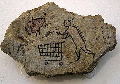 マーク・ソーマ 「消費経済の歴史は想像以上に古い?」(2005年9月8日)/ アレックス・タバロック 「自壊する絵 ~本物のアーティストがここに~」(2018年10月6日)