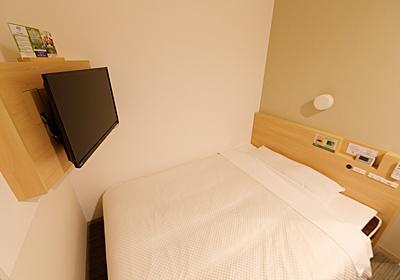 浅草観光にちょうどいい立地、スーパーホテル浅草に宿泊しました - はむの備忘録