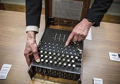 ナチスの暗号機「エニグマ」誕生から100年--解読までの道のり - CNET Japan