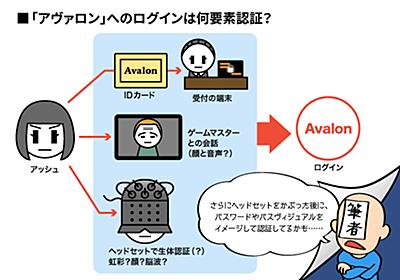 押井守監督作品で考える「VRオンラインゲームの個人認証」 (1/2) - ITmedia NEWS