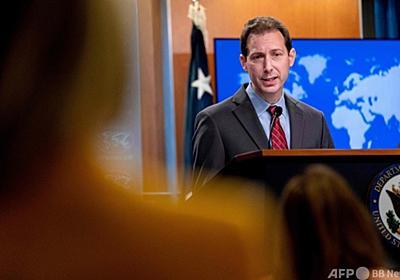 中国は冬季五輪で「人権侵害隠し体裁繕う」 米が警鐘 写真3枚 国際ニュース:AFPBB News