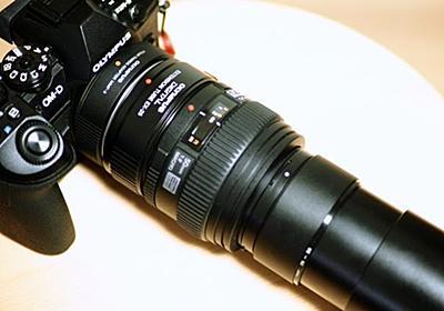 E-M1 Mark IIでネガフィルムをデジタルコピー | 43デジカメ*ラボ