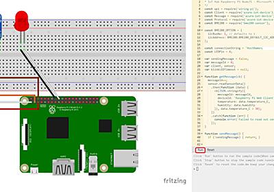 Raspberry PiとMicrosoft Azureを連携してIoTを活用しよう (1/3):CodeZine(コードジン)