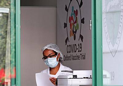 新型コロナ:英社製ワクチンの治験参加者が死亡、ブラジルで (写真=ロイター) :日本経済新聞