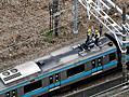 京浜東北線、パンタグラフすべて破損 工事影響し切断か:朝日新聞デジタル