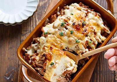節約、簡単、がっつり、しかも糖質制限まで。四拍子そろってしまう「厚揚げの肉味噌チーズグラタン」の作り方【Yuu】 - メシ通 | ホットペッパーグルメ
