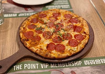 OpenRiceの評判通り!「The Point」はピザもサラダもマカロニ&チーズもミートボールもぜ~んぶ美味しくて大満足♪ - 香港住んでみたら、意外と良かったんですけど・・・