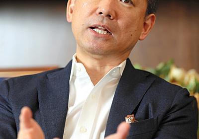 橋下徹氏「麻生さんはダメ。財務相を引くべきだと思う」:朝日新聞デジタル