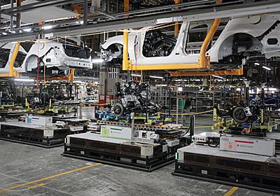 EV時代へ混流生産磨くマツダと日産 専用工場急ぐVW、GMに挑む