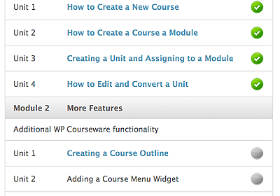 WP Courseware Brings Drag and Drop Easy to Training Course Creation in WordPress