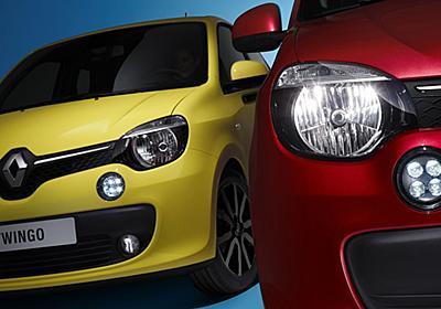 200万円で買える幸せを追い求め──軽自動車もいいけど、トゥインゴで世界を楽しもう|自動車ニュース(高級車・スポーツカー)|GQ JAPAN