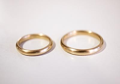 【彫金】結婚して8年経ったので18金でちゃんとした指輪を自分で作った - MIKINOTE