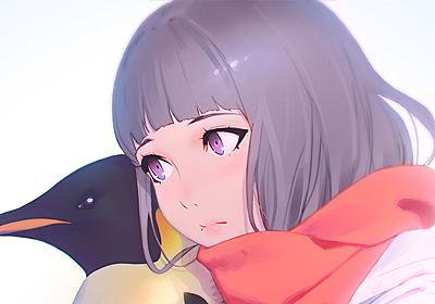 ペンギンと女の子のイラスト特集 - 可愛らしさ満点♡ - pixivision