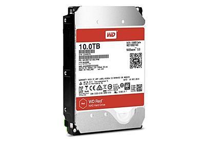 【本日みつけたお買い得品】NTT-X、Synologyの新NAS発売を記念して、WD Redの10TB HDDを4万円切りに - PC Watch