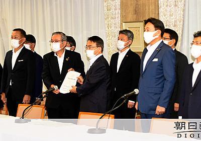 全トヨタ労連、異例の「与党シフト」 突き動かすCNへの危機感:朝日新聞デジタル