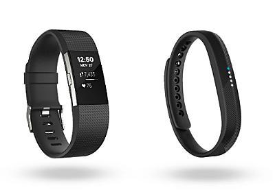 "Fitbit、「Charge HR」と「Flex」の後継モデルを発表 「Flex 2」は""水泳対応""に - ITmedia ニュース"