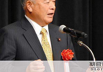 改憲「安倍さんのもとでしか」 希望・中山成彬氏:朝日新聞デジタル