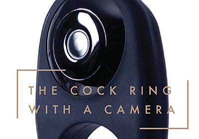 男性のペニスに取り付けてそのままHD撮影&Wi-Fi通信が可能なウェアラブルカメラ「The CockCam」 - GIGAZINE