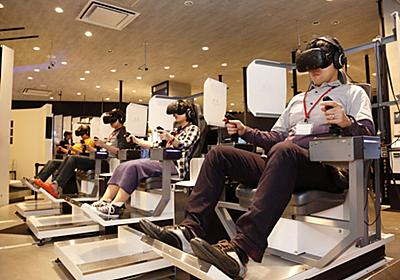 バンナム、JAEPO2017で「VR ZONE」を限定復活--ガンダムVRやボトムズなどが体験可能 - CNET Japan