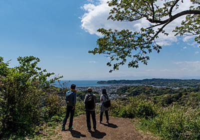 5つのハイキングコースを歩いて鎌倉を一周してきました - はらですぎ