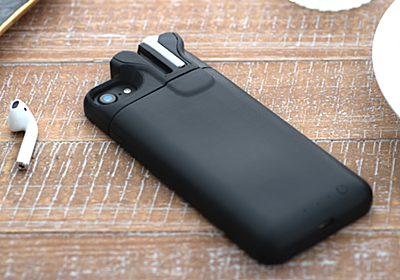 PodCase - Battery Case for Your iPhone and AirPods by Nova Technology —Kickstarter