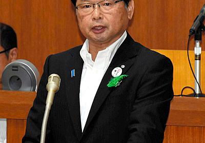 陸上イージス、阿武町長が反対表明 「町づくりに逆行」:朝日新聞デジタル