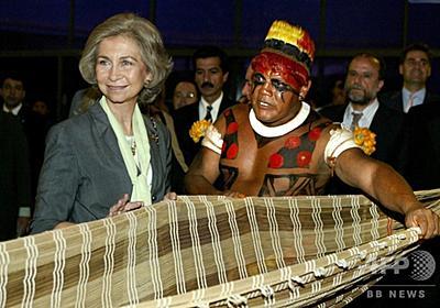 ブラジル先住民のアリタナ長老、コロナ合併症で死去 写真2枚 国際ニュース:AFPBB News
