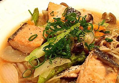 フライパンで♡鮭のちゃんちゃん焼き by Y♡kitchen 【クックパッド】 簡単おいしいみんなのレシピが296万品