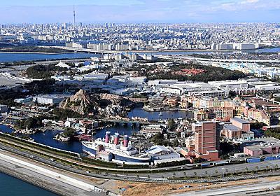 東京ディズニーランドで労災認定 着ぐるみで腕に激痛:朝日新聞デジタル